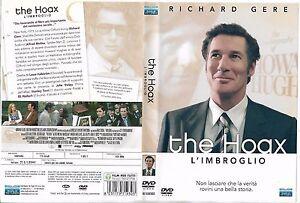 THE-HOAX-L-039-IMBROGLIO-2006-dvd-ex-noleggio