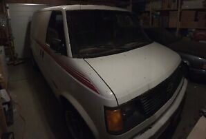 1989 chevy cargo van