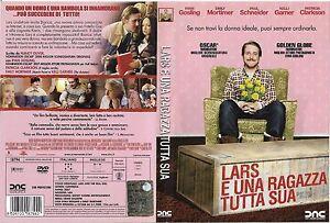 LARS E UNA RAGAZZA TUTTA SUA (2007) dvd ex noleggio - Italia - L'oggetto può essere restituito - Italia