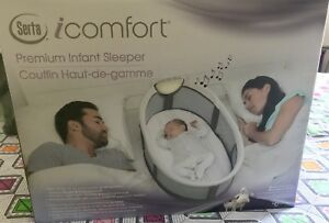 icomfort premium infant sleeper
