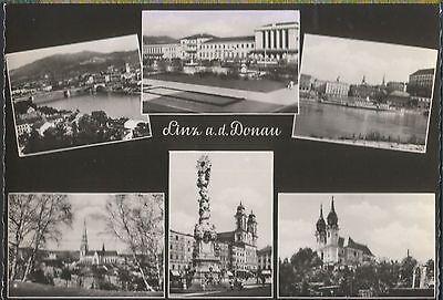 Alte Postkarte - Linz a.d. Donau