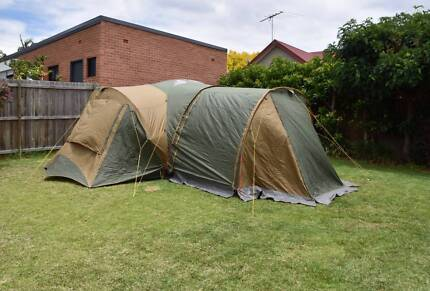 Coleman Chalet 9 XL CV 3 Room Tent & coleman tent in Newcastle Area NSW | Camping u0026 Hiking | Gumtree ...