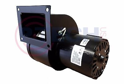 115v Blower Replaces Dayton 4c005 4c4461tdp7 And Fasco A166