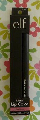 - ELF STUDIO MATTE LIP COLOR JUMBO PENCIL LIPSTICK - TEA ROSE - E.L.F. #82463