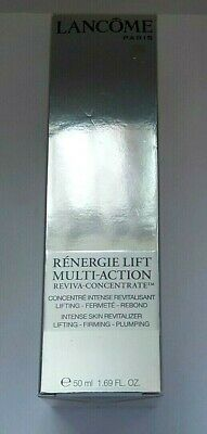 Lancome Renergie Lift Multi Action Reviva Concentrate 1.69 oz 50 ml Sealed NIB