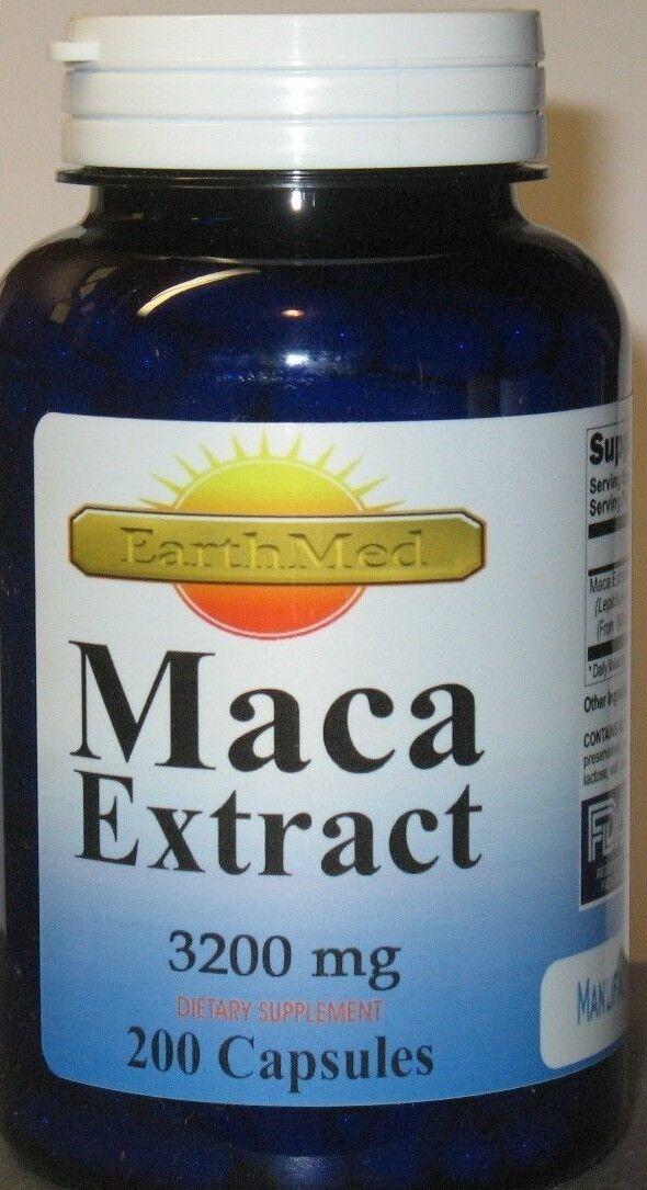 Extrait de racine de maca 3200 mg