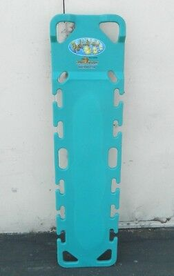 Iron Duck Pedi-air-a Spineboard Backboard Truama Care Stretcher Ems Rescue