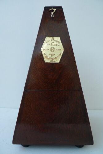 Antique Metronome Seth Thomas De Maelzel / La Salle Extension University Chicago
