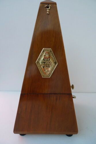 Antique Metronome Paquet De Maelzel With Bell - Great Gift for Musician