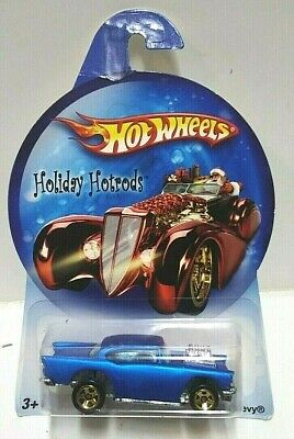 2006 Hot Wheels Holiday Hot Rods '57 Chevy