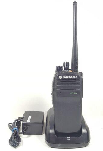 Motorola MOTOTRBO XPR6350 UHF 403-470 MHz DMR Digital Radio AAH55QDC9LA1AN XPR