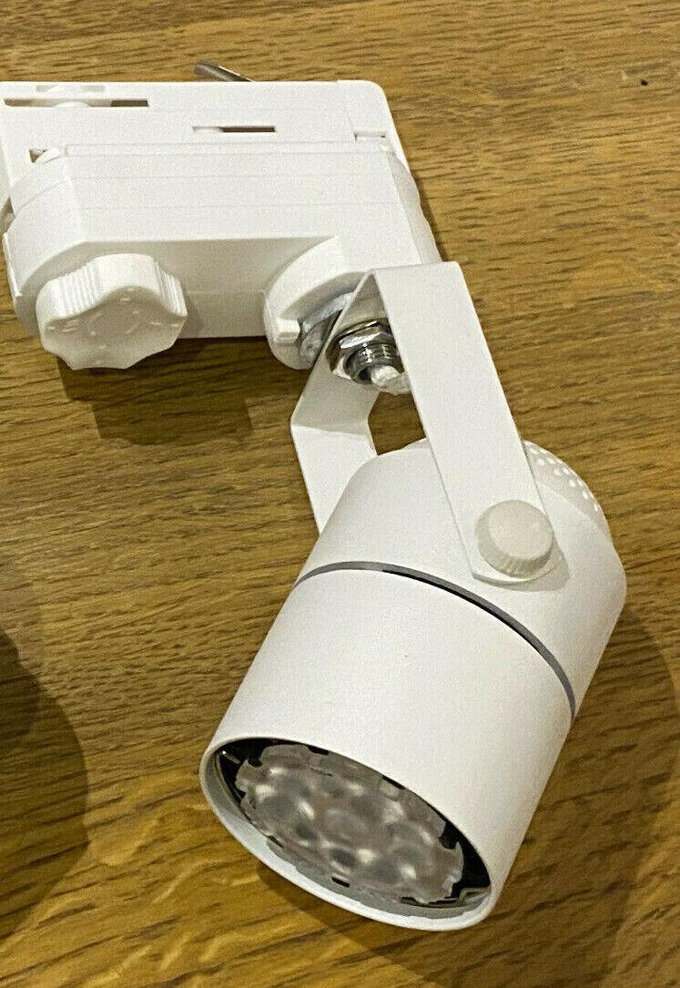50hz Strahler weiß ERCO OPTEC Aufbaustrahler 230v