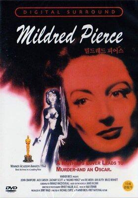 Mildred Pierce  1945  Joan Crawford   Jack Carson Dvd New  Fast Shipping