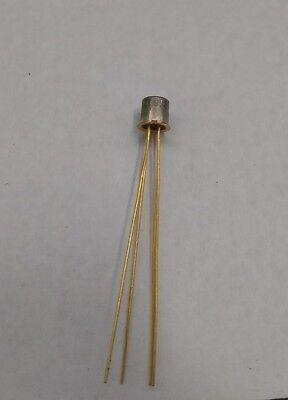 Ge 2n998 Vintage Transistor Old Gold