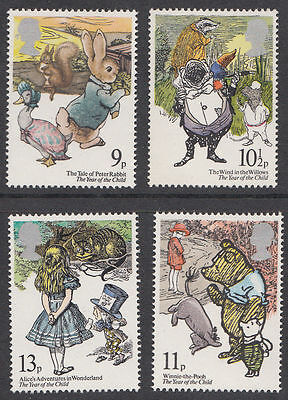 GB MNH STAMP SET 1979 Year of the Child SG 1091-1094 UMM
