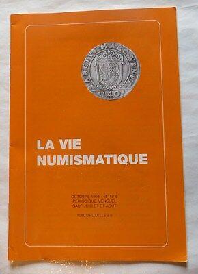 La vie numismatique – 1998 – 48° N°8 -
