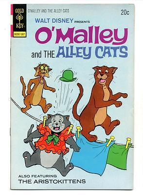 O'Malley and the Alley Cats #7    Gold Key 1973