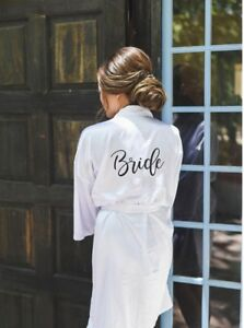 Victoria secrets bride robe for cheap