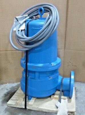 Goulds Water Technology 3 Hp Manual Submersible Sewage Pump Ws2034d3