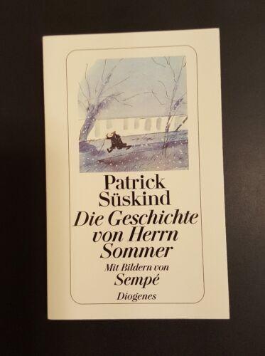 Die Geschichte von Herrn Sommer von Patrick Süskind