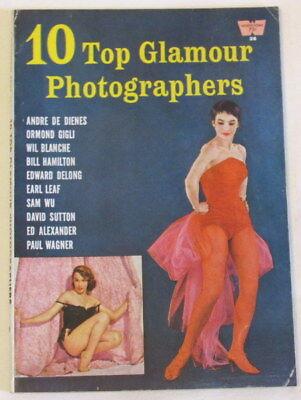 1959 10 Top Glamour Photographers Bettie Page Mamie Van Doren Jayne Mansfield