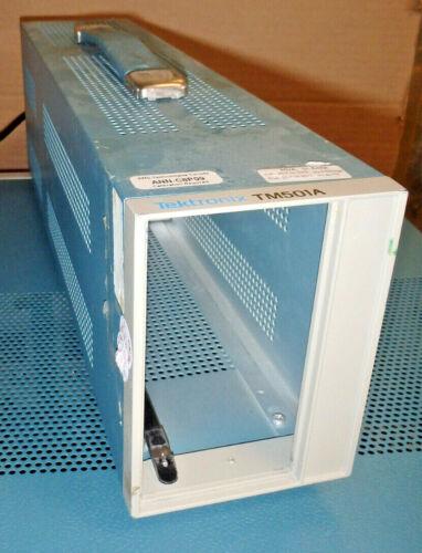 TEKTRONIX TM501/A 1 SLOT module power backplane - TESTED