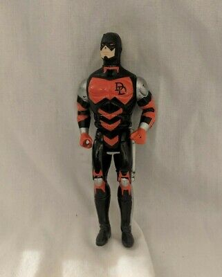 ToyBiz Marvel Superheroes DAREDEVIL. Black Costume.Loose 5