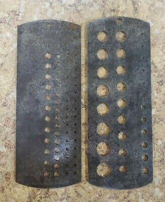 Vintage L.s. Starrett No. 187 Time Saver Drill Tap Steel Wire Gauges