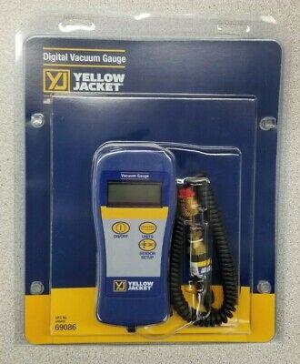 Yellow Jacket Digital Vacuum Gauge 69086 Rs