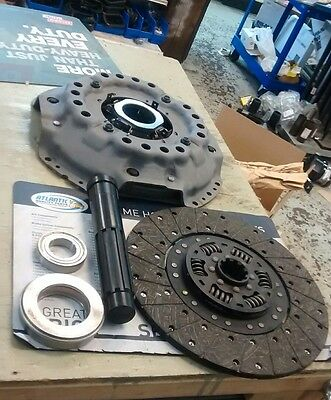 Single Clutch Assembly Ford 2110 2120 2150 2310 2600 2610 2810 2910 3000