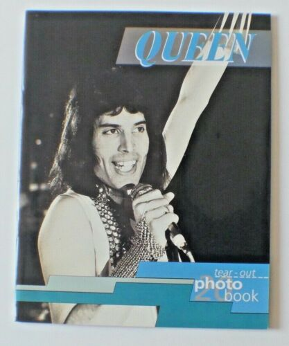 Queen Tear-Out Photo Book 1993
