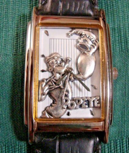 Rare Popeye Wristwatch Universal Studios Limited Edition