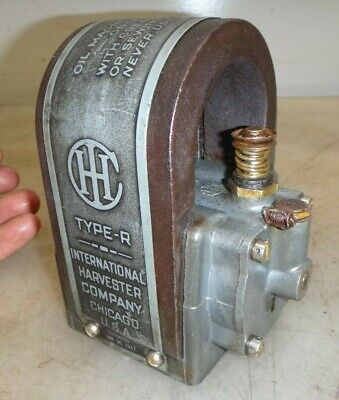 International Type R Magneto Serial No.269280 Hit And Miss Gas Engine Ihc Mag