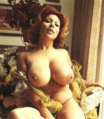 VINTAGE NUDE YVETTE CONNORS BIG BREASTS!! 8.5 X 11 GLOSSY QUALITY GUARANTEED!!