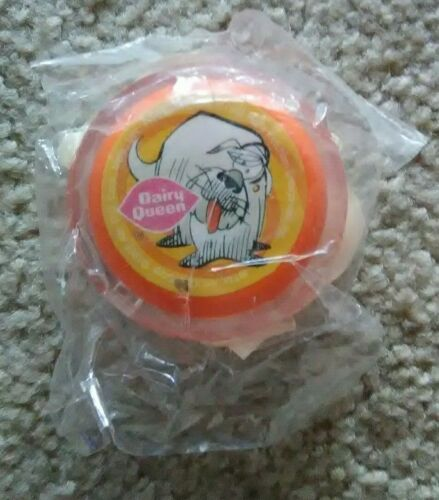 DAIRY QUEEN YO-YO 1995 BRAND NEW IN PACKAGE ADVERTISING