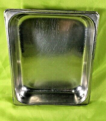Production 125th 12 Size Stainless Steel Steam Table Pan 2.5 Deep No. 20229