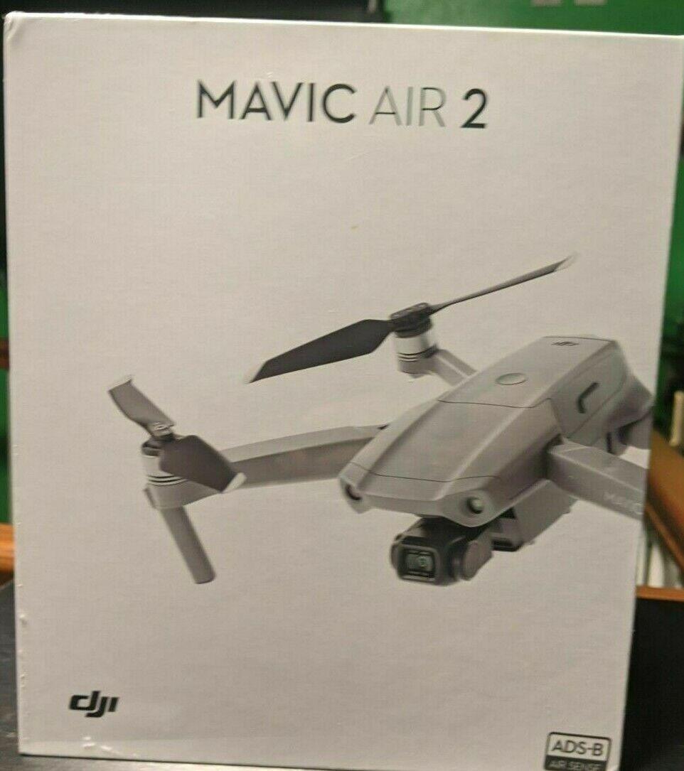 DJI Mavic Air 2 Drone 4K Camera Quadcopter Sealed Box - $749.00