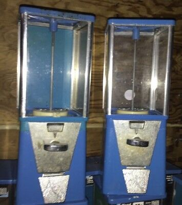 2 Oak Vista Eagle Aa Po Gumball Candy Nut Toy Charm Bulk Vending Machines