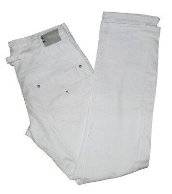 G-Star Raw Denim Herren Blade Loose Jeans Hose Weiß W36 / L36 gebraucht kaufen  Berlin