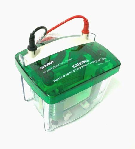 Bio-Rad Mini-PROTEAN Tetra System, 10025025  REV A 12-0625 0312 NICE UNIT & DEAL