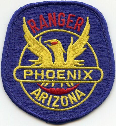 PHOENIX ARIZONA AZ RANGER POLICE PATCH