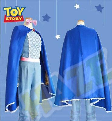 Toy Story 4 Bo Peep Cosplay Kostüm Uniform - Bo Peep Outfit