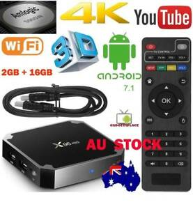 X96 MINI Android 7.1 Wifi TV Box S905W HD Media Player 2GB 16GB Doveton Casey Area Preview