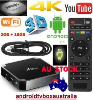 X96 MINI Android 7.1 Wifi TV Box S905W HD Media Player 2GB+16GB