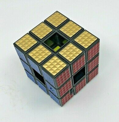 Techno Source Rubik's Revolution Cube Electronic Puzzle Game TESTED WORKING [13], used for sale  Shipping to Nigeria
