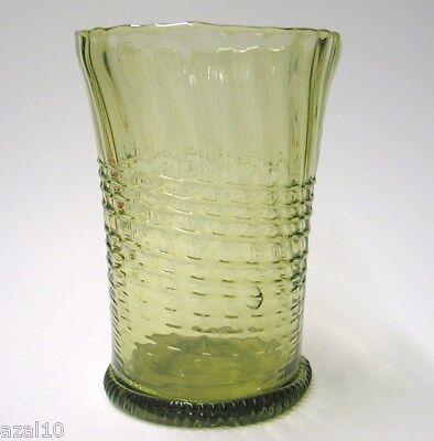 Waldglas Böhmen   hochwertige meisterliche Handarbeit   Replika  signiert