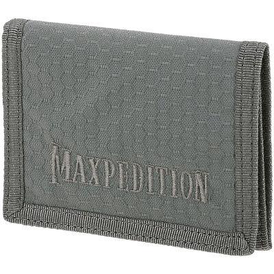 Maxpedition Agr Schlank Tri Fold Geldbörse Herren Hex Ripstop Taschen Grau