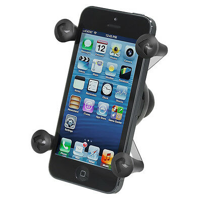"RAM-HOL-UN7BX RAM Universal X-Grip Cell Phone Holder with 1"" Ball No Tether"