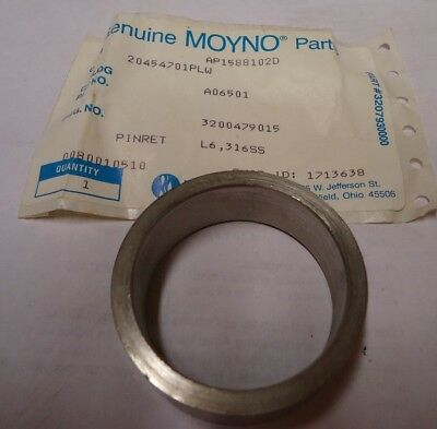 Moyno A06501 Stainless Steel Pin Retainer L6 316ss 3200479015 New