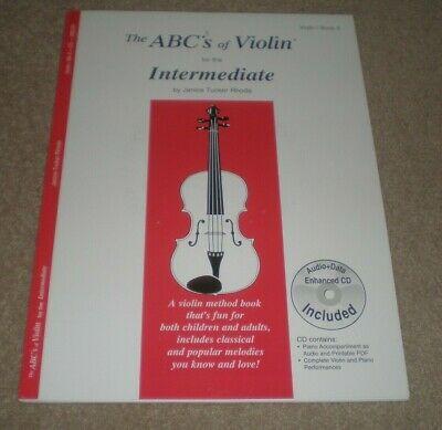 BRAND NEW! PLAY VIOLIN by ANTOINE SILVERMAN METHOD BOOK//CD SET STEP ONE